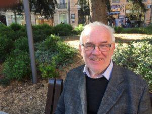 Gilbert, 71 ans, retraité