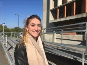 Marie, 25 ans, étudiante