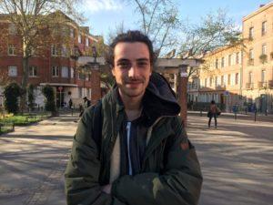 Hugo, 25 ans, éducateur