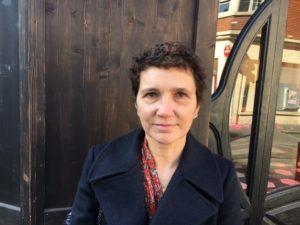 Géraldine, 50 ans, gérante de société