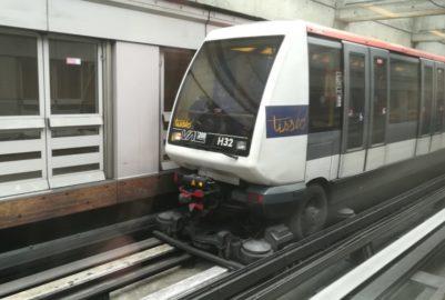 Des embûches sur les rails du métro