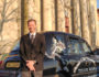 « Charlie's Car Cleaning » : A Briton with his taxi cab has created an original concept in the « Pink City »
