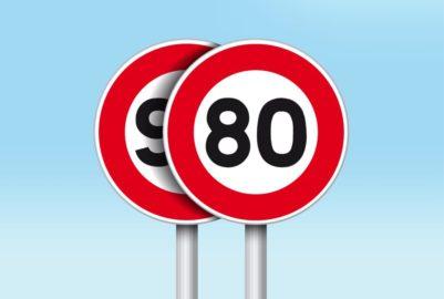 Limitation à 80km/h, une réforme qui peine a convaincre