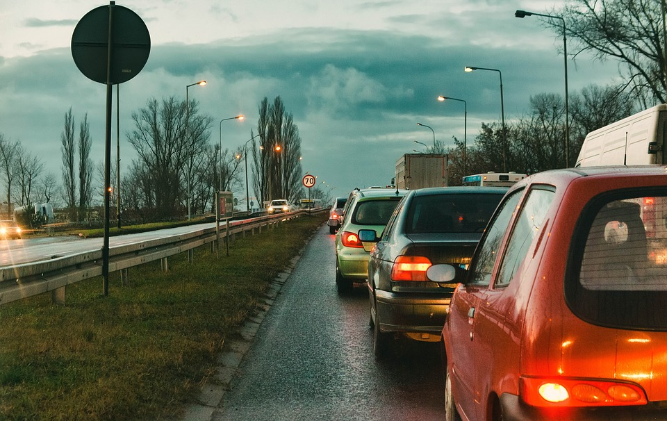 Périphérique :Toulouse et Montpellier au défi d'un trafic de plus en plus dense. (©Pixabay / CC0 - J.W.Vein)