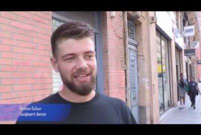 Mélange de skate et de danse, le longboard dancing arrive à Toulouse