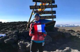 Une Toulousaine sauve son guide : «La montagne reste plus forte que nous»