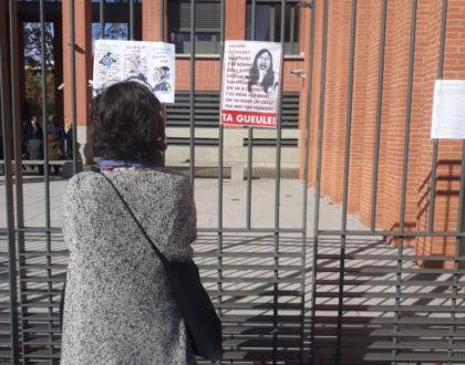 Agressions sexuelles au collège Lamartine : les enseignants font bloc devant le rectorat