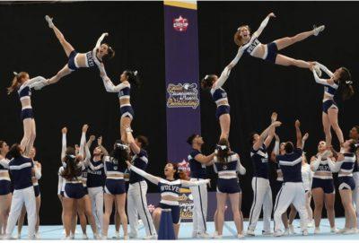 Les Wolves Toulouse Cheerleading, qualifiés pour les championnats du monde à Orlando en avril 2020