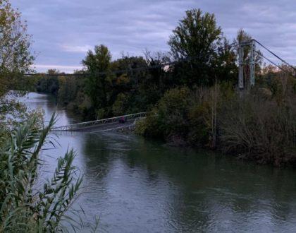 Pont de Mirepoix-sur-Tarn: les camions qui passaient sur l'édifice étaient-ils trop lourds ?