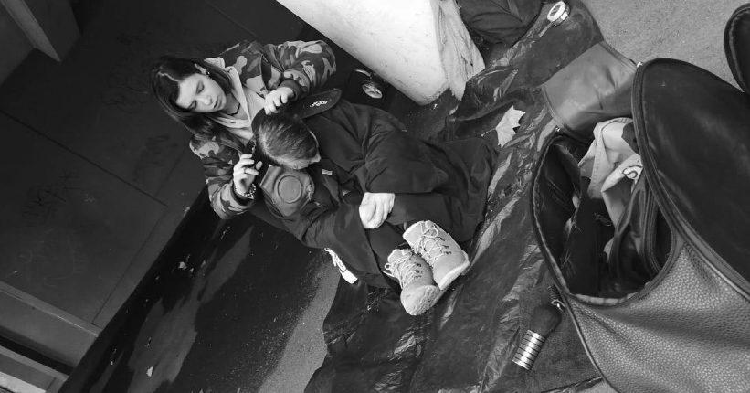 Lisa Millet, une tarnaise organise des maraudes pour les sans-abri toulousains