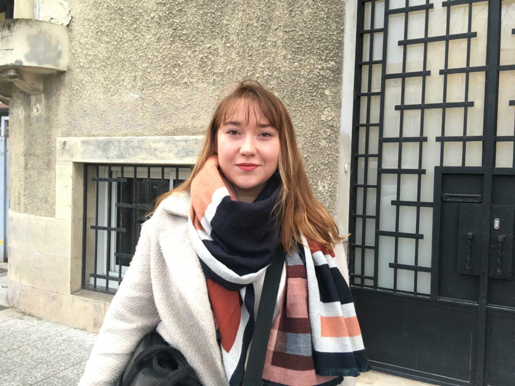 Emmanuelle, 25 ans, étudiante