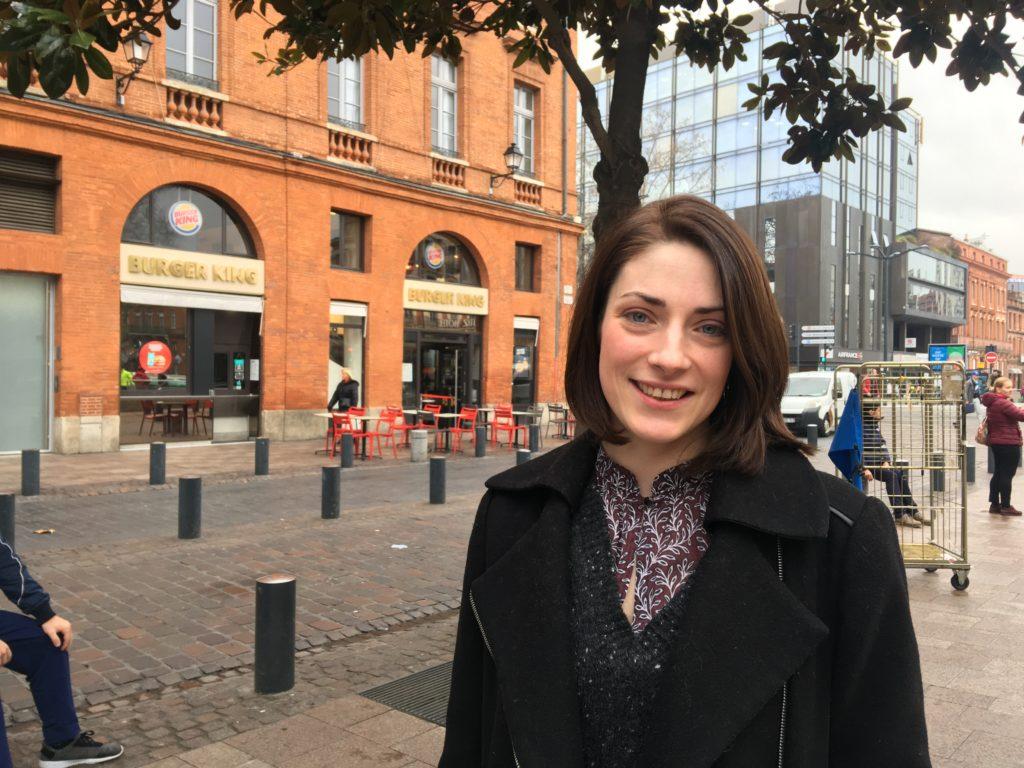 Justine, 29 ans, vendeuse donne son avis