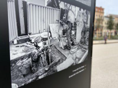 Les ramblas de Toulouse en deux ans de photos, par Luc Vermander