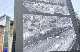 Toulouse: Deux ans de travaux des ramblas en photos par Luc Vermander