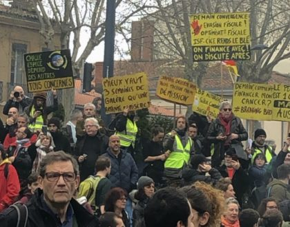 Les grèves se poursuivent après un mois record à Toulouse.