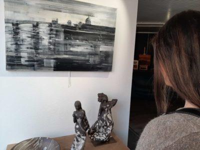 Photo exposition « l'art pour l'espoir »