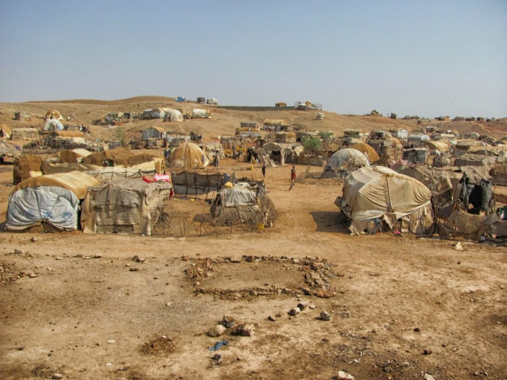 Cliché d'illustration Camp de réfugiés, Somaliens, déplacé © Pxhere CC0