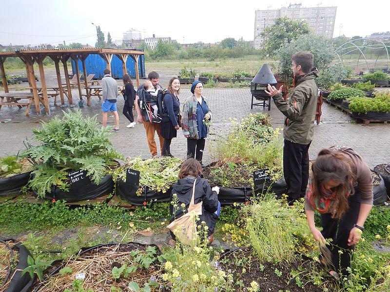 Ferme urbaine aux Pradettes: c'est tout un quartier qui soutient le projet