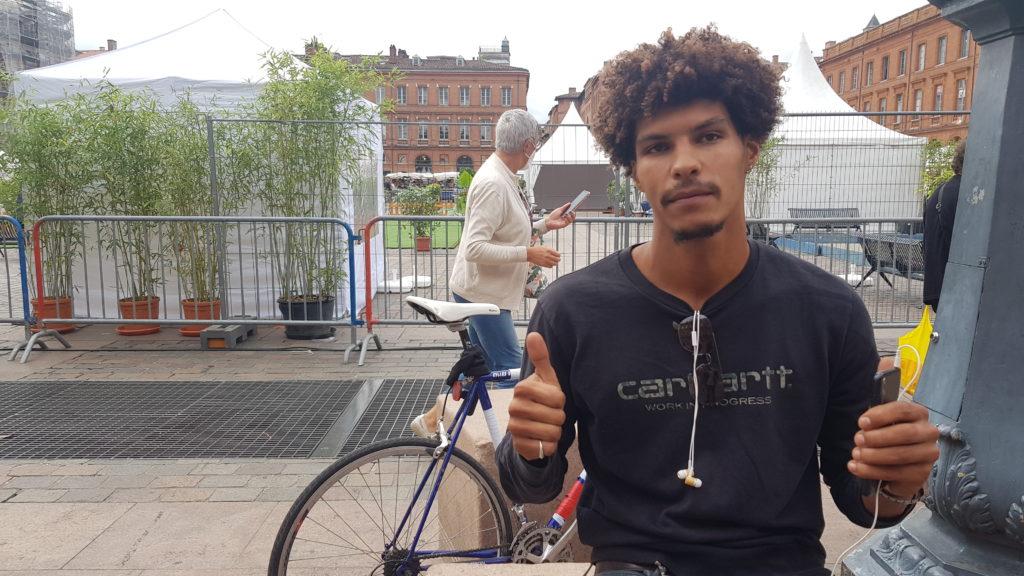 Photo d'Idriss, 23 ans, etudiant.