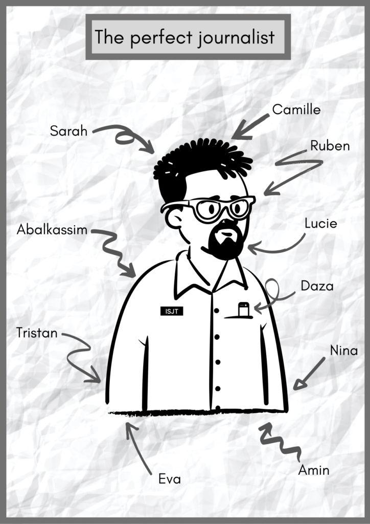 Arthur Dias- The perfect journalist copie