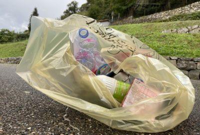 Parti en balade, il ramasse un kilo de déchets prés de Toulouse