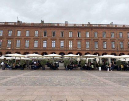 Toulouse. L'extension des terrasses prolongée