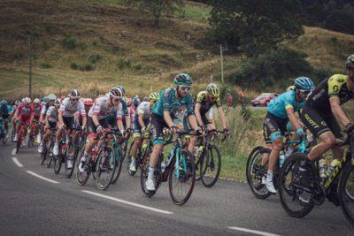 cycliste Quentin Pacher au critérium du Dauphiné