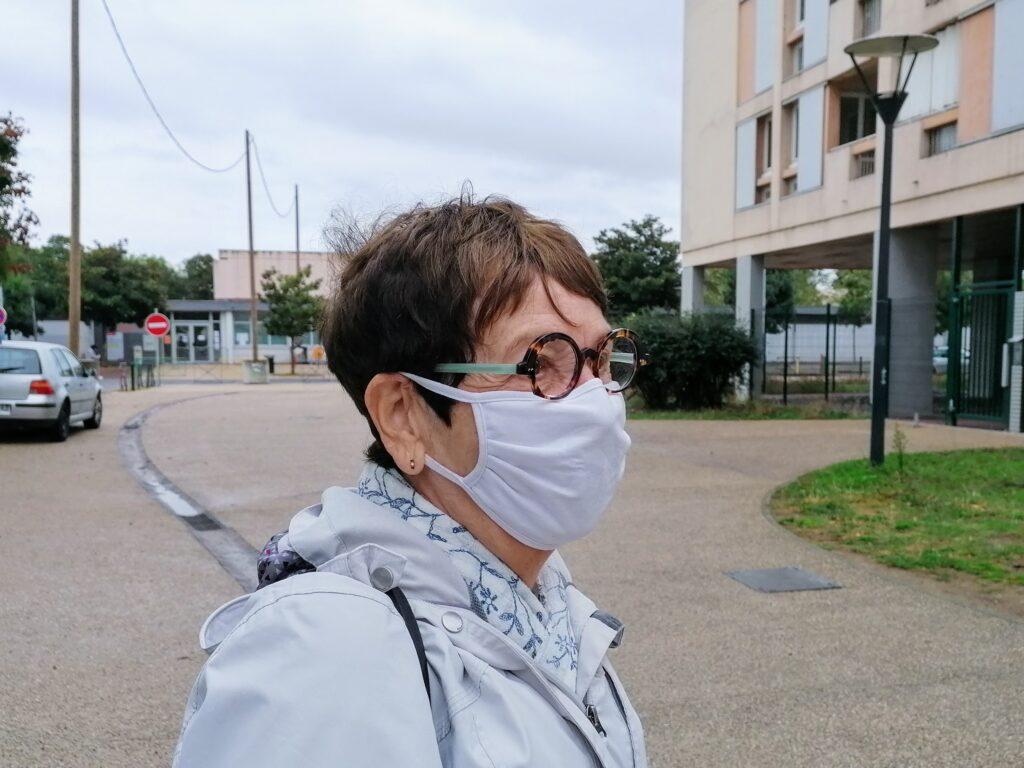 Photo MDL Monique, 68 ans, retraitée, a passé toute sa vie dans le quartier de la Faourette